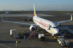 Boeing 737 max 8 - Ethiopian (cc Alan Wilson)