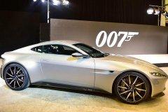 Aston Martin DB 10 ultima Bond car
