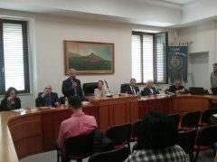 Guardia Sanframondi presentazione del documentario su Paolo De Matteis