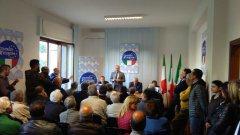 Gennaro Santamaria (Centristi per l'Europa)
