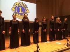 Lions Club Benevento Host - Donne e Mafia