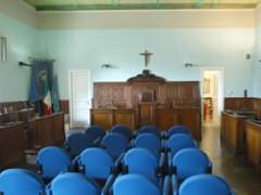 sala del consiglio provinciale di benevento