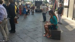 Cinema. A Napoli si gira Sirene, con donna Imma di Gomorra
