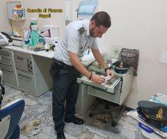 Napoli. Scoperto studio dentistico abusivo