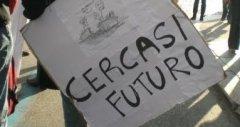 Cercasi Futuro - foto tratta dal web