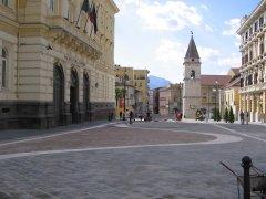 veduta di corso Garibaldi
