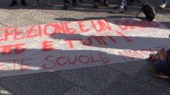 Napoli. I genitori chiedono al al Comune il servizio di refezione nelle scuole