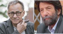 Roberto Vecchioni e Massimo Cacciari