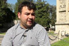 Vincenzo Izzo, candidato consigliere con Mastella. Foto tratta dalla pagina Facebook