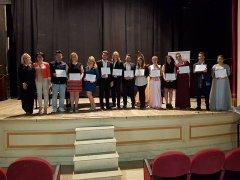Concorso Musicale Citta' di Airola. I vincitori 2017