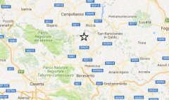 Scossa terremoto 2017