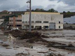 Alluvione a Benevento. Allagata anche la Zona Industriale
