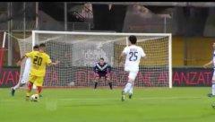 Benevento 4-0 Brescia, Giornata 15 Serie B ConTe.it 2016/17