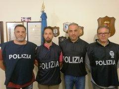 Squadra Investigativa - Commissariato PS Telese Terme