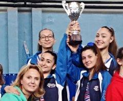 Liceo Guacci primo nel campionato studentesco di ginnastica femminile