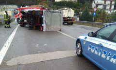 Incidente Galleria Avellola