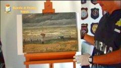 Napoli. Ritrovati due Van Gogh tra i beni sequestrati alla camorra