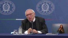 Patrizio Bianchi, ministro dell'Istruzione