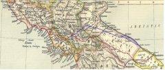 La via Appia...in cammino. Dal miglio 167 al 175