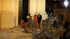 Crolla un'impalcatura nel Casertano, morti due operai