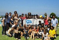 Giovani partecipanti ad Intercultura
