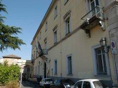 Palazzo Mosti, sede del municipio di Benevento