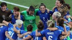 Mondiali di Calcio femminili. Italia-Cina 2-0, azzurre ai quarti