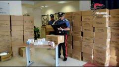 Sequestrati a Caserta 700mila euro di medicinali rubati