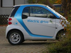 Auto elettrica. La citycar per eccellenza nella versione a trazione elettrica