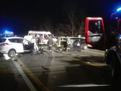 Incidente Telesina 16 gennaio 2018