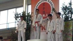 Karate. La Seinshinkan conquista quattro ori a Montecatini (26 marzo 2017)