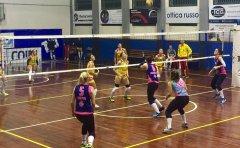 Accademia Volley contro la PVG Bari