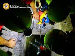Corpo Nazionale Soccorso Alpino e Speleologico, recuperato corpo di un disperso a Castelfranci (Avellino)
