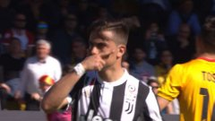Benevento 2-4 Juventus, Giornata 31 Serie A TIM 2017/18