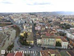 Benevento vista dall'alto (foto di Francesco Votino)