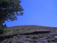 panoramica del Taburno