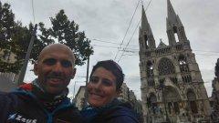 Giuseppe e Giovanna arrivano in Spagna