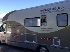 Camper Fondazione Pro