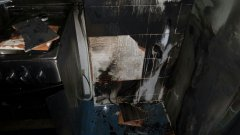 Incendio lavastoviglie