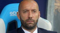 Bucchi, allenatore Benevento