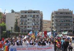 IX Cammino riconciliazione e pace