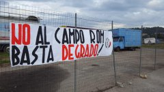 CasaPound campo rom