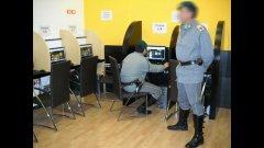 Salerno Guardia di Finanza centri di scommesse
