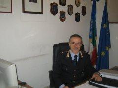 Vincenzo Iannotta, comandante della Polizia Municipale di Sant'Agata dei Goti
