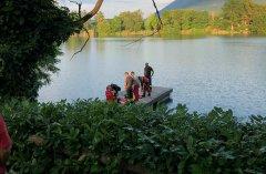 Telese Terme. Uomo si getta nel lago, partono le ricerche dei Vigili del Fuoco