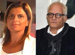 Annalisa Tomaciello e Luigi Abbate