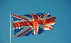 Union Flag - la bandiera inglese
