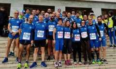 Amatori Podismo Benevento alla Half Marathon di Napoli (2018)