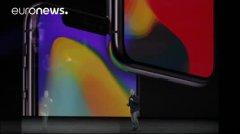 Apple svela iPhone X
