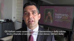 Rapporto Coop, italiani ossessionati dalla salute